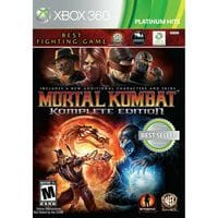 Mortal Kombat complete edition (Xbox 360)