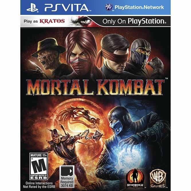 Mortal Kombat (PS Vita)