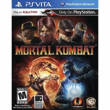 Mortal Kombat (PS Vita) б/у