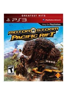 Motorstorm Pacific Rift (PS3) б/у