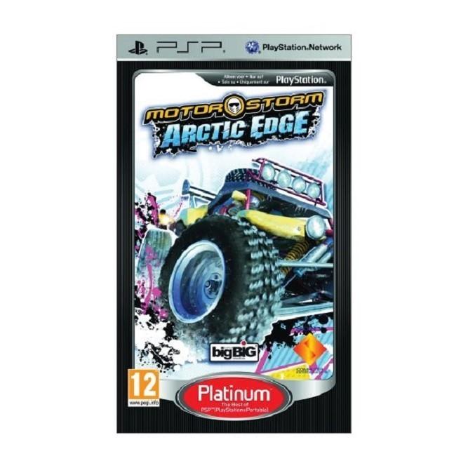 Motorstorm Arctic Edge (PSP)