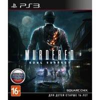 Murdered soul suspect (PS3) б/у