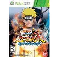 Naruto Shippuden: Ultimate Ninja Storm Generations (Xbox 360) б/у