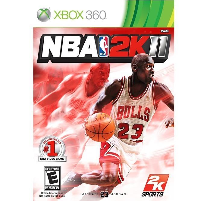 NBA 2k11 (Xbox 360) б/у