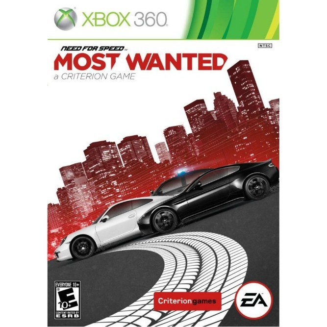 Need for Speed: Most Wanted 2012 (Xbox 360) б/у