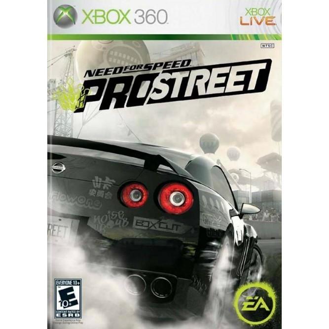 Need for Speed Pro Street (Xbox 360) б/у
