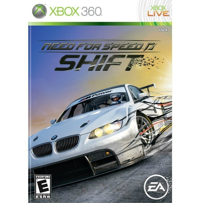 Need for Speed Shift (Xbox 360) б/у