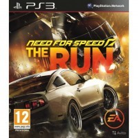 Need for speed the Run (PS3) б/у