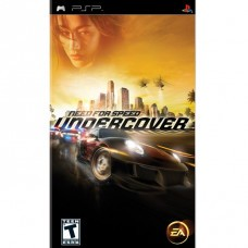 Need for Speed: Undercover (PSP) б/у