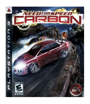 Need For Speed Carbon (PS3) б/у
