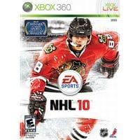 NHL 10 (Xbox 360) б/у