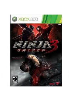 Ninja Gaiden 3 (Xbox 360) б/у