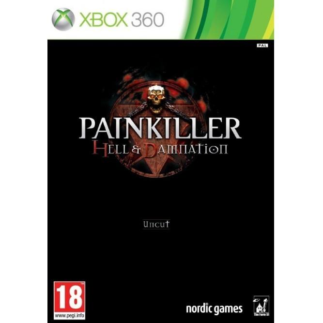 Painkiller: Hell & Damnation полное издание (Xbox 360) б/у