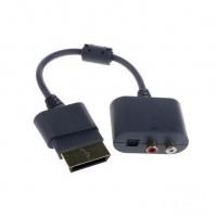 Переходник для вывода аудио на колокольчики для Xbox 360 Slim, Fat
