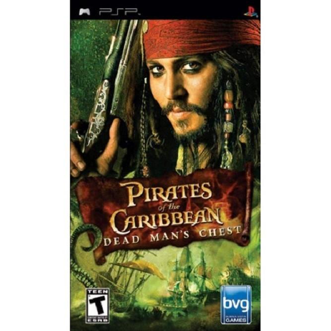 Пираты Карибского моря: Сундук Мертвеца (PSP)