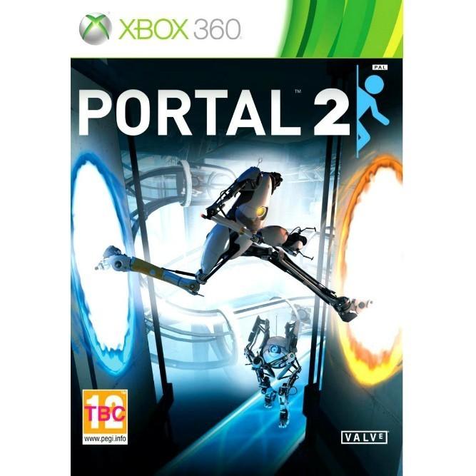 Portal 2 (Xbox 360) б/у