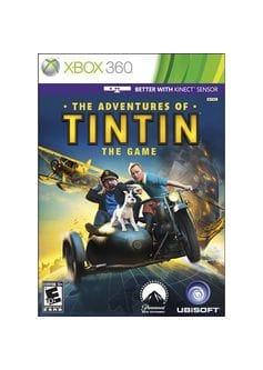 Приключения Тинтина (Xbox 360) б/у