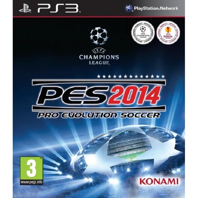 Pro Evolution Soccer 2014 (PS3) б/у