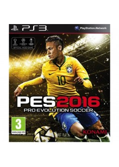 Pro Evolution Soccer 2016 (PS3)