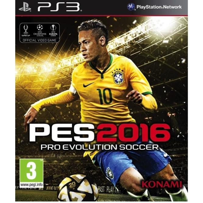 Pro Evolution Soccer 2016 (PS3)