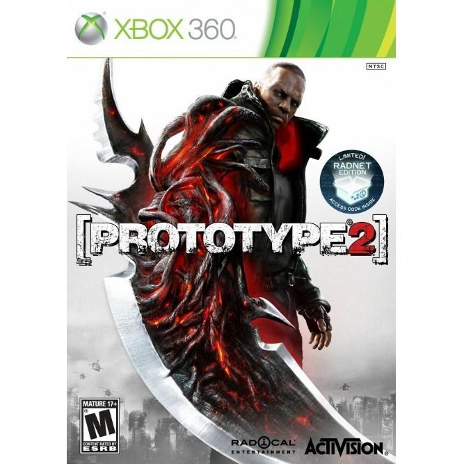 Prototype 2 (Xbox 360) б/у