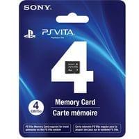 Карта памяти 4Gb для PS Vita