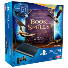 Бандл PlayStation 3 Книга заклинаний Move, Eye, Wonderbook