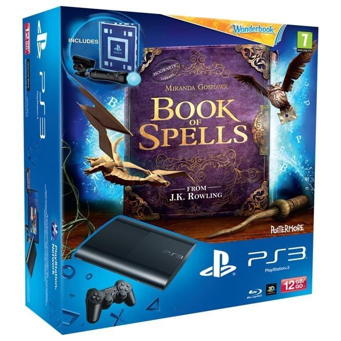 Бандл PlayStation 3 Книга заклинаний Move, Eye, Wonderbook