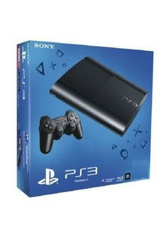 PS3 750GB Superslim б/у