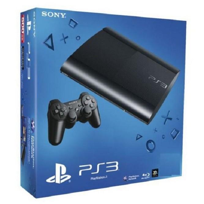 PS3 750GB Superslim б/у