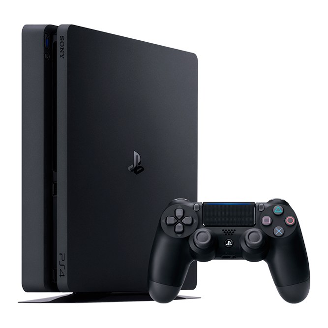 Приставка Sony PlayStation 4 Slim (500 Гб)