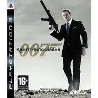 Квант милосердия 007 (PS3) б/у