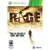 Rage: Anarchy Edition (Xbox 360) б/у