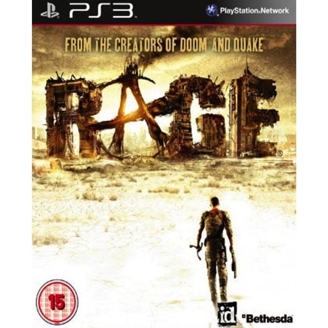 Rage (PS3) б/у