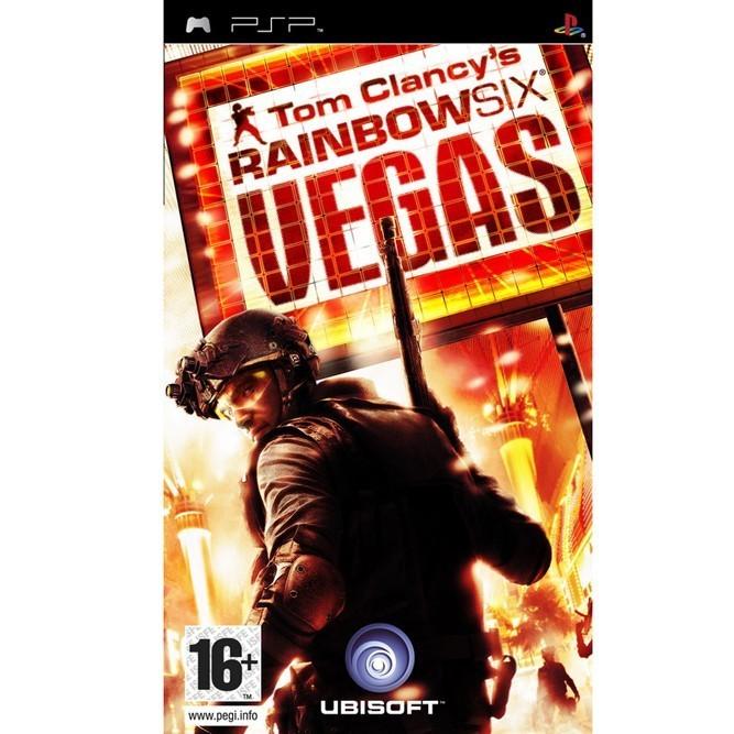 Rainbow Six: Vegas (PSP) б/у