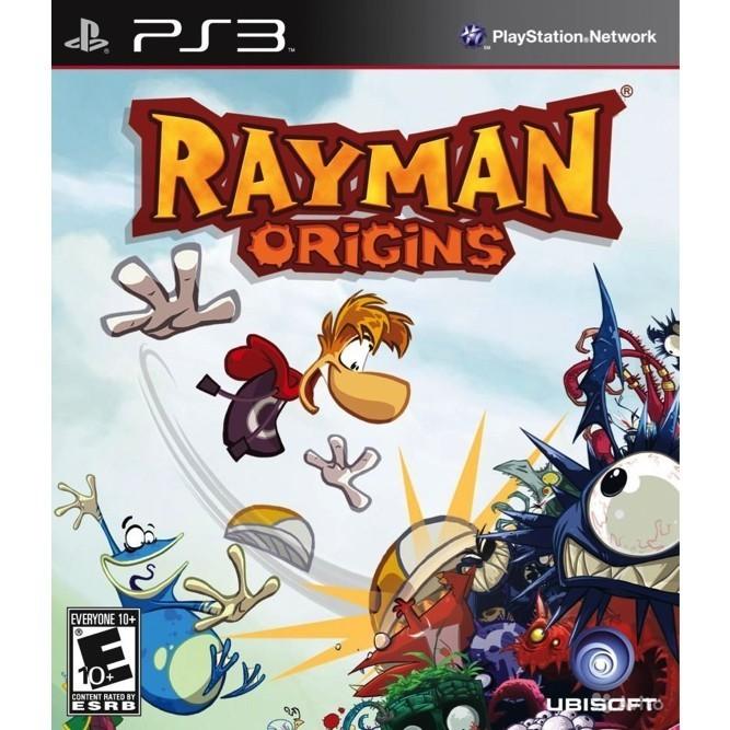 Rayman Origins (PS3) б/у