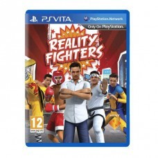 Reality fighters (PS Vita) б/у