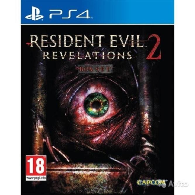 Resident Evil: Revelations 2 (PS4) б/у