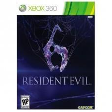 Resident Evil 6 (Xbox 360) б/у