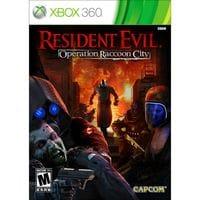 Resident Evil: Operation Raccoon City (Xbox 360) б/у