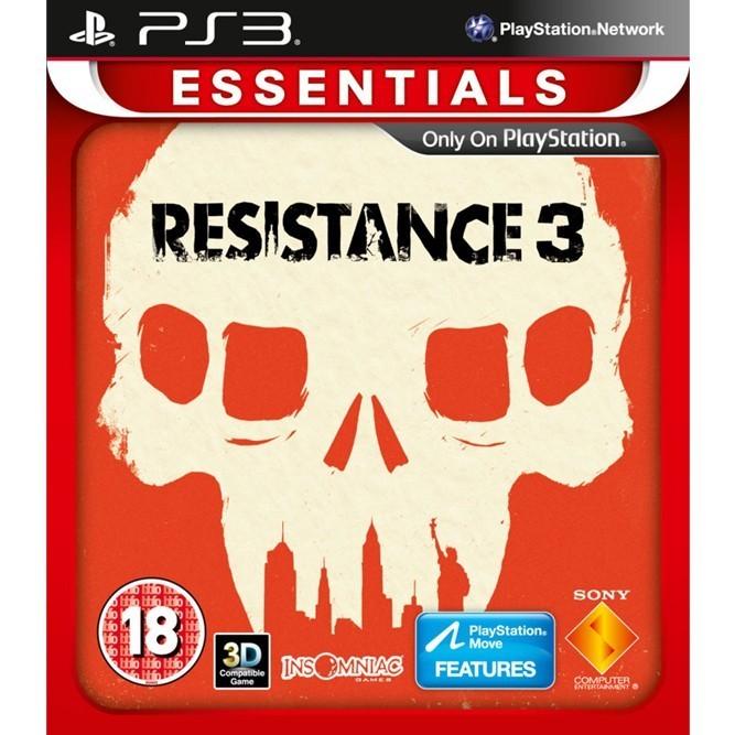 Resistance 3 (Essentials) (PS3) б/у
