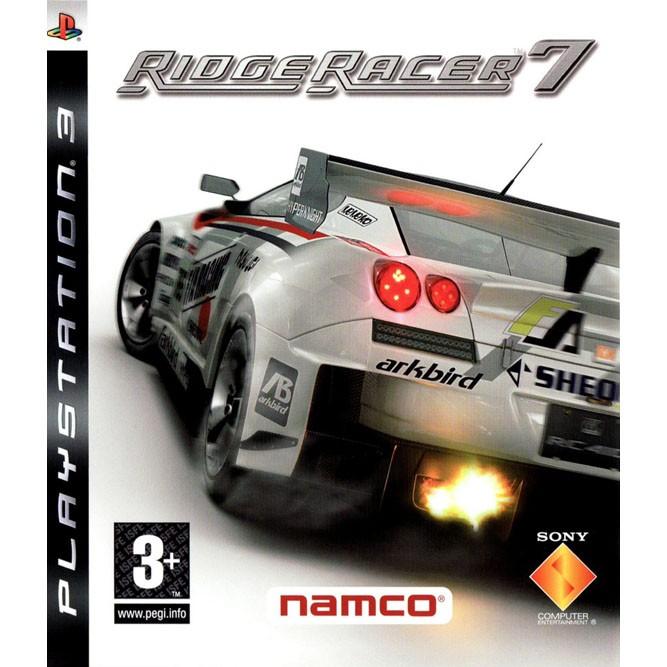 Ridge Racer 7 (PS3) б/у