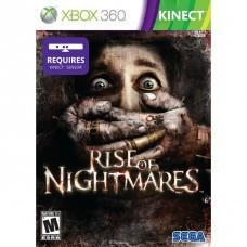 Rise of Nightmares (Xbox 360) б/у