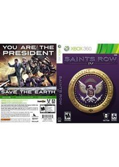 Saints Row IV (Xbox 360) б/у
