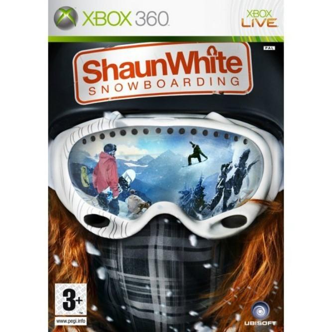 Shaun White Snowboarding (Xbox 360) б/у