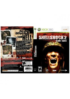 ShellShock 2: Blood trails (Xbox 360) б/у