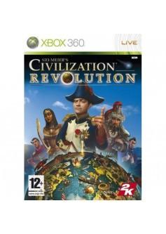 Sid Meier's Civilization Revolution (Xbox 360) б/у