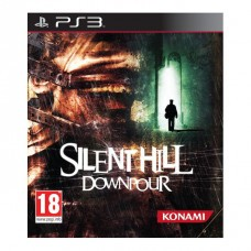 Silent Hill: Downpour (PS3) б/у