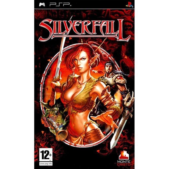 Silverfall (PSP) б/у