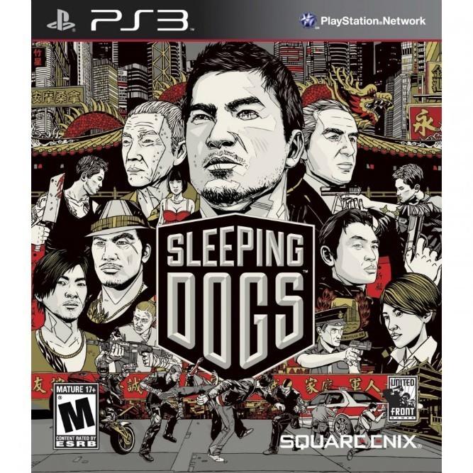 Sleeping Dogs (PS3) б/у
